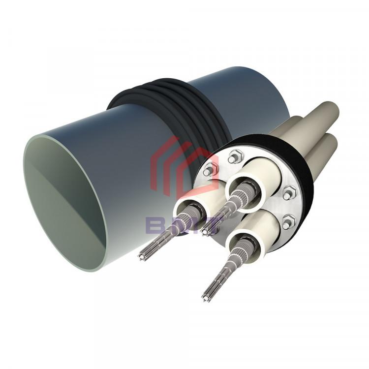 Комплект для герметизации ввода трех труб DN 32