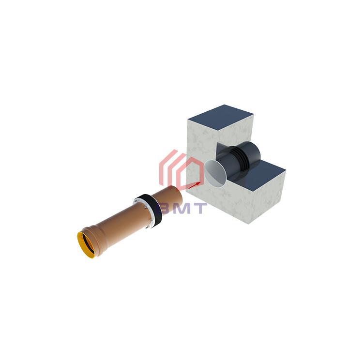 Комплект для герметизации ввода трубы DN 200