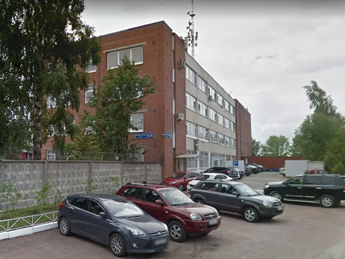 Офис и производство в Петербурге